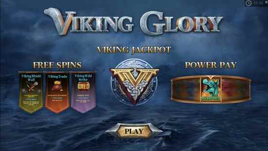 Pariplay Viking Glory
