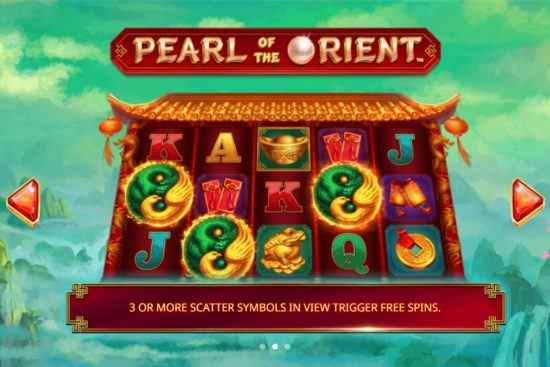 iSoftBet New Pearl of the Orient