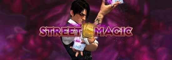 Play'n Go New Street Magic