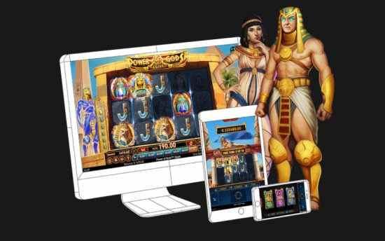 Wazdan New Power of Gods Egypt