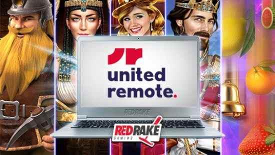 Red Rake Unite Remote Partnership