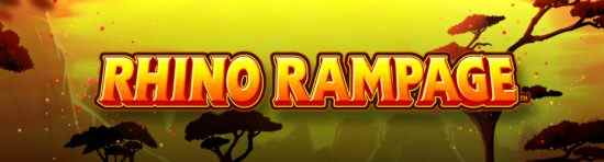 Rhino Rampage Blueprint Gaming