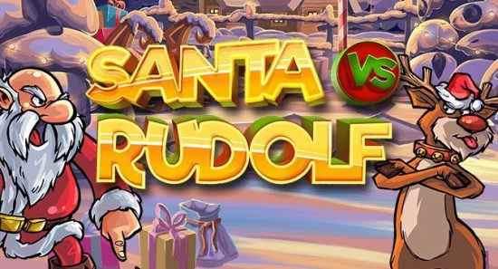 Santa vs Rudolph NetEnt