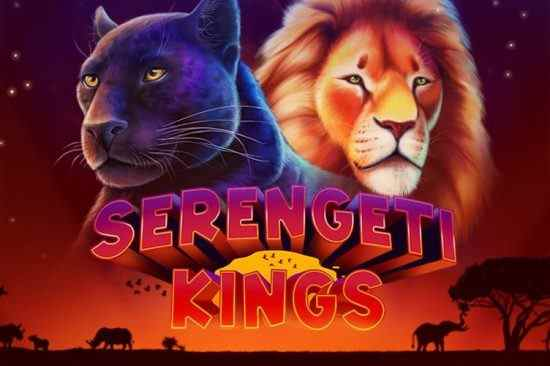 Serengeti Kings NetEnt