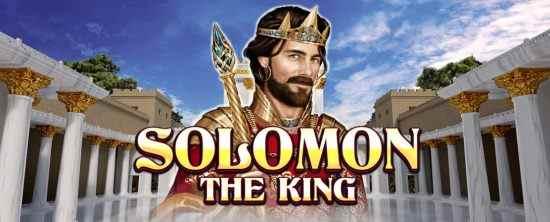 Solomon The King Red Rake Gaming