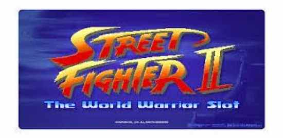 Street Fighter 2 Netent