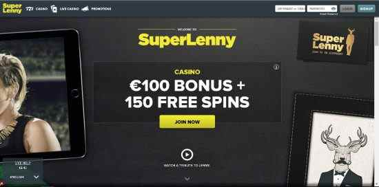 Closing Super Lenny End of 2018