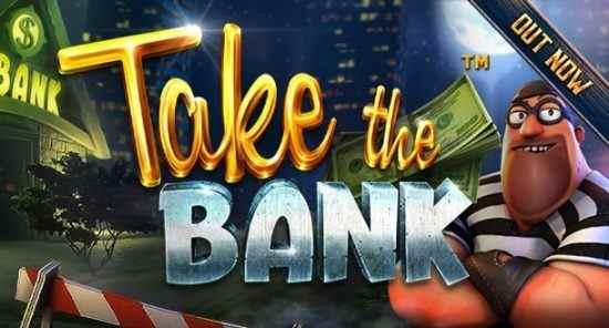Take the Bank Betsoft