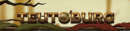Teutoburg Spearhead Studios Logo