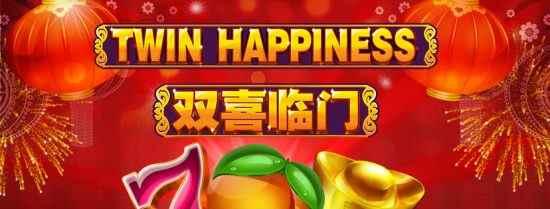 Twin Happiness Slot NetEnt