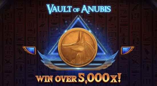 Vault of Anubis Red Tiger