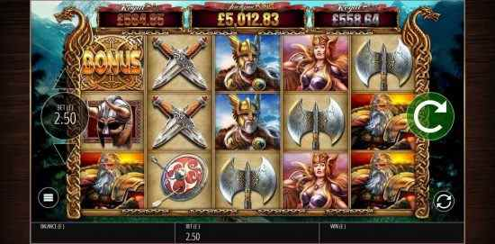 Playson New Vikings of Fortune