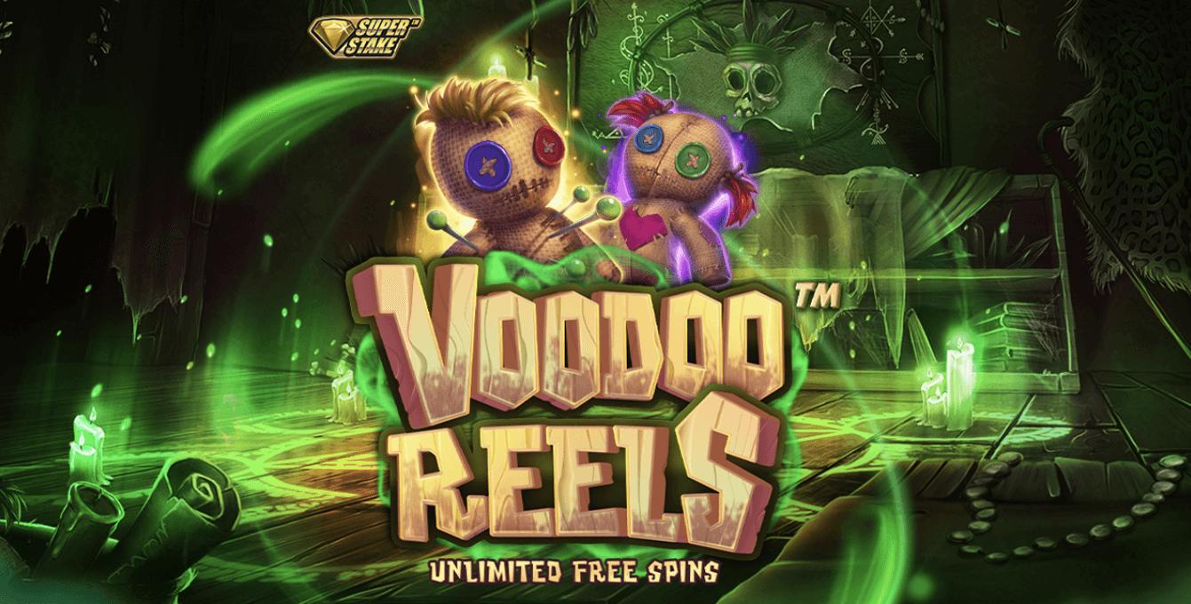 Voodoo Reels by Stakelogic