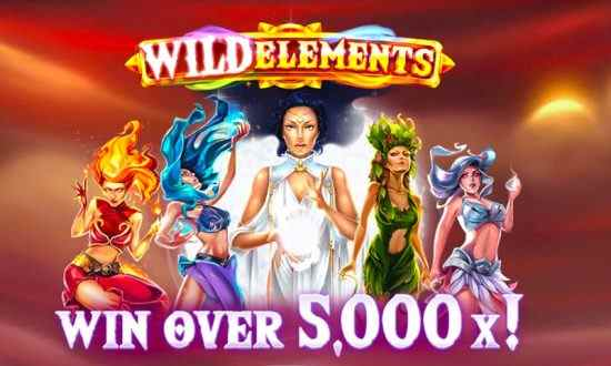 Wild Elements Slot Demo
