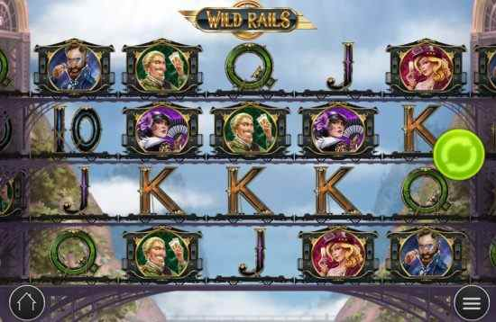 Wild Rails Play'n GO