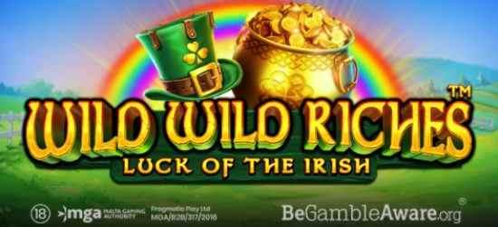 Wild Wild Riches Pragmatic Play