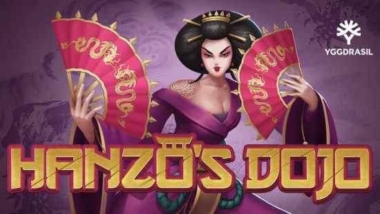Yggdrasil Gaming New Hanzo's Dojo