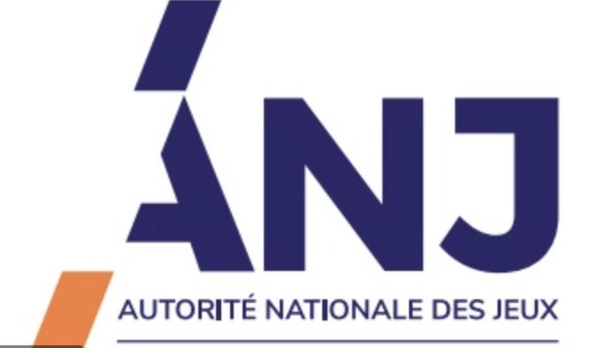 ANJ Gambling Authority France