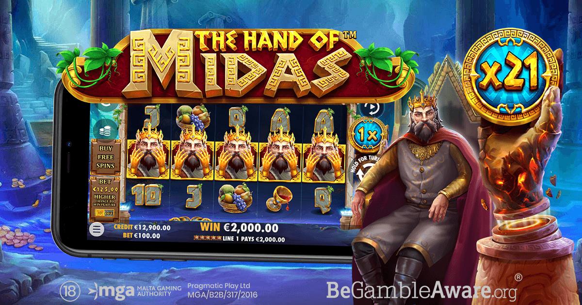 Hand of Midas News Image