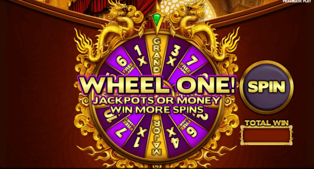 Wheel of Fortune Level 1