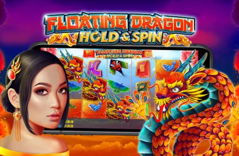 Floating Dragon Hold and Spin Thumbnail