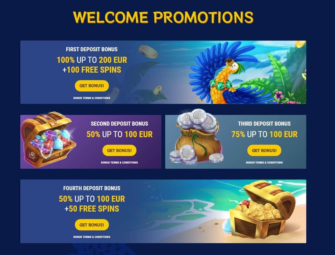 Kakadu Casino Promotions