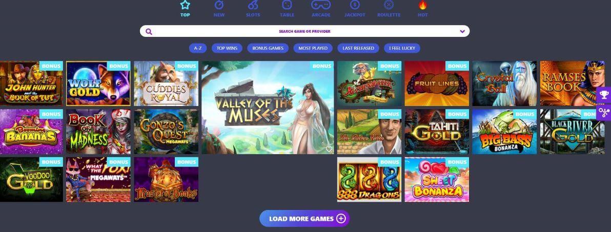 Mr Luck Casino Slots