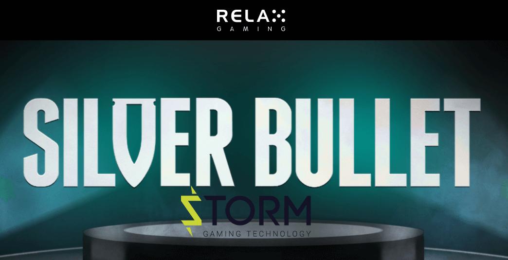 Storm Gaming Silver Bullet Partner Relax Gaming