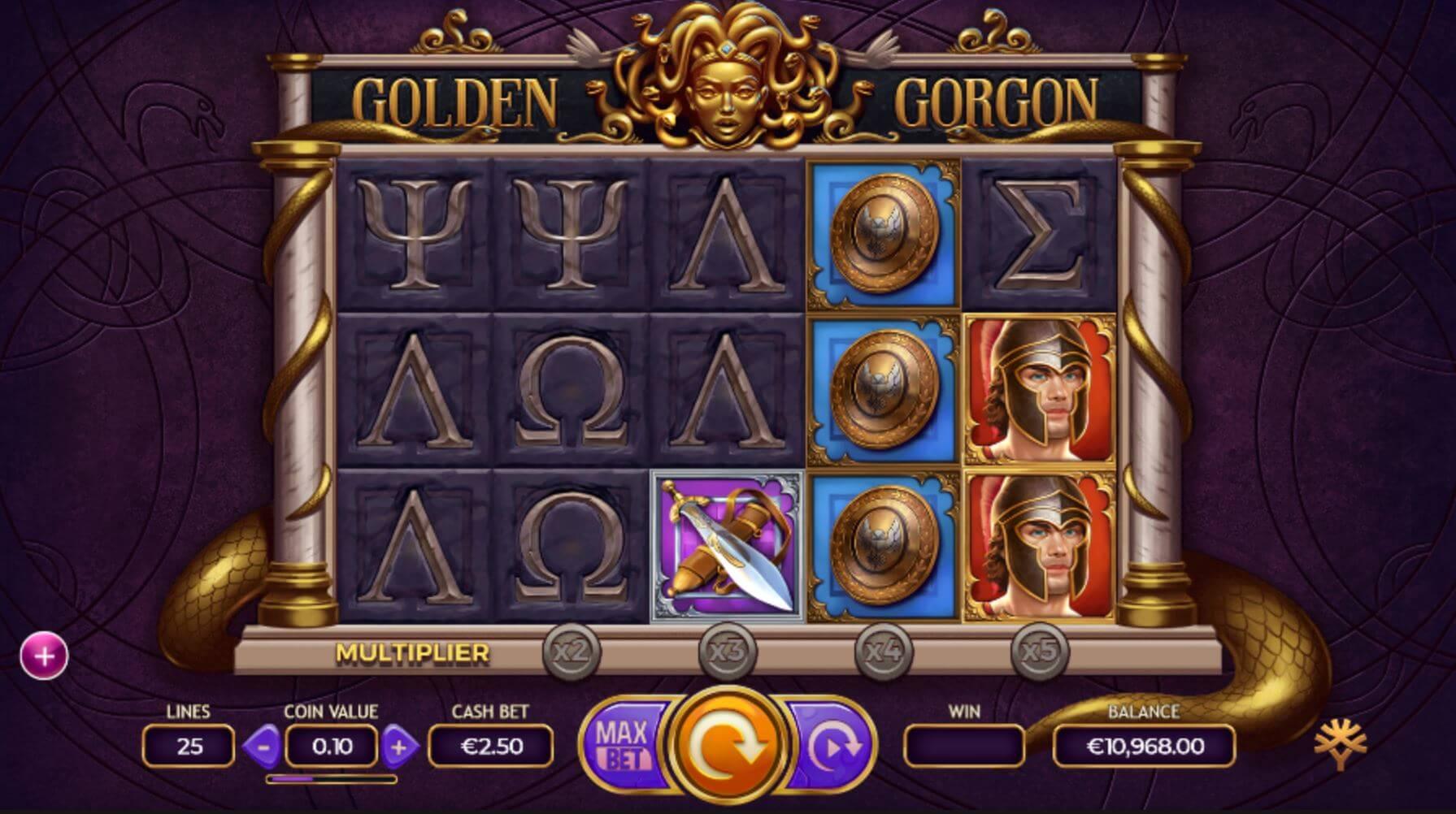 Golden Gorgon Basegame