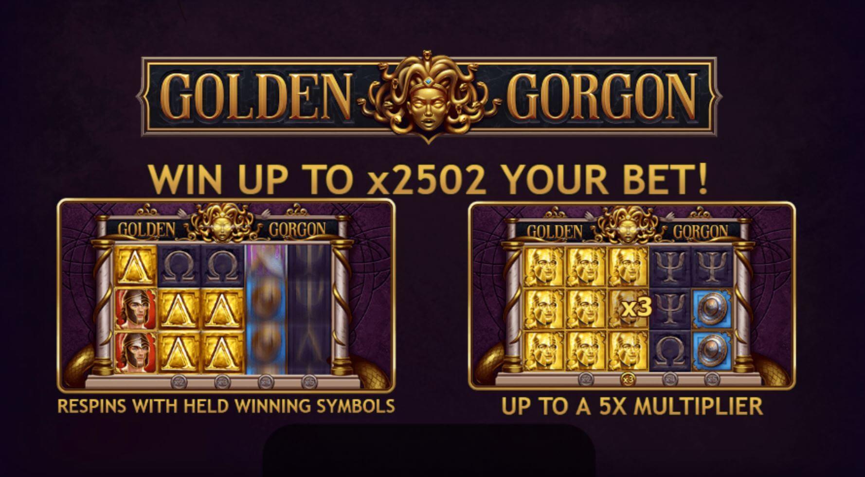 Golden Gorgon Yggdrasil