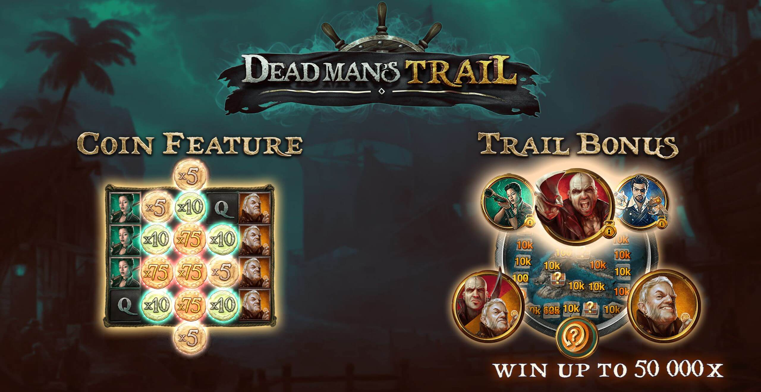 Dead Man's Trail Relax Gaming